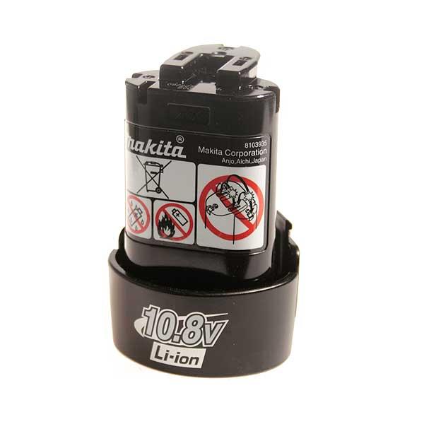 Batteries Li-Ion 10,8 V MAKITA