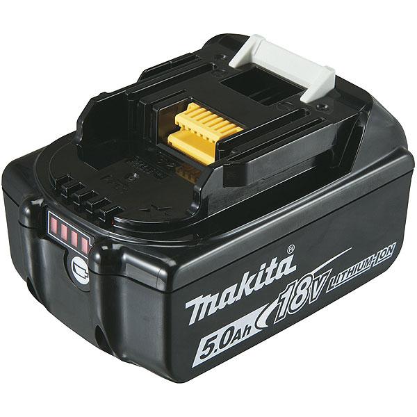 Batteries Li-Ion 18 V MAKITA