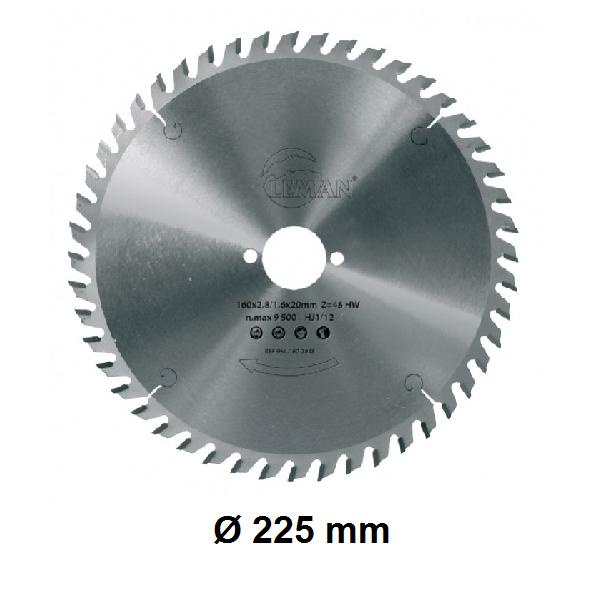 Lame Ø 225 mm