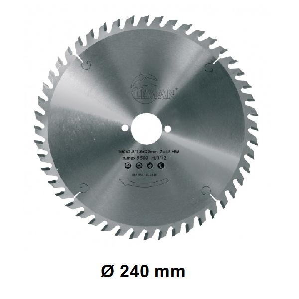 Lame Ø 240 mm