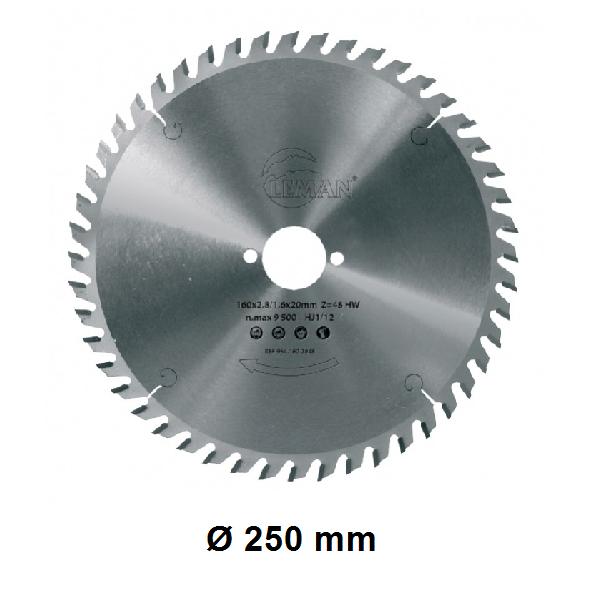 Lame Ø 250 mm
