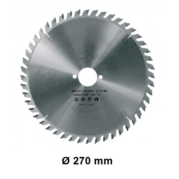 Lame Ø 270 mm