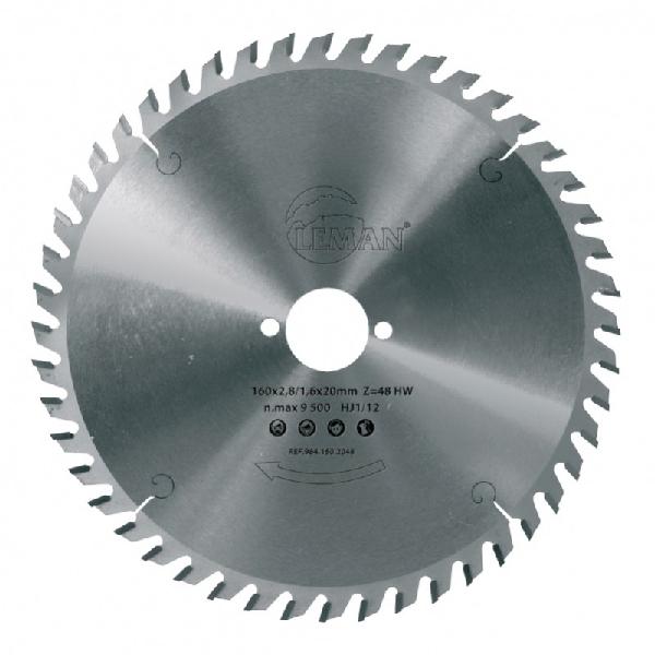 Lame Ø 190 mm pour autres machines