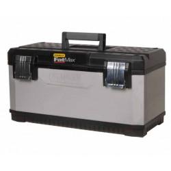 Boîte à outil bi-matière pro STANLEY 584 x 295 x 293 mm