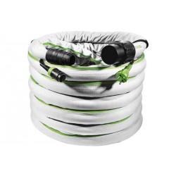 Tuyau d'aspiration plug it D 32/22 antistatique lisse D 32/22x10m-AS-GQ/CT FESTOOL 200051