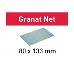 Abrasif maillé STF 80x133 Granat Net FESTOOL