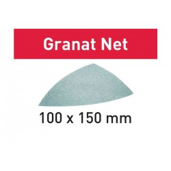 Abrasif maillé STF DELTA Granat Net FESTOOL