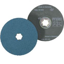 Disques fibre COMBICLICK® CC-FS 125 Z-COOL (Prix à la pièce)