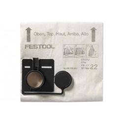 Sac filtre FIS-CT 22 SP VLIES/5 FESTOOL 456870