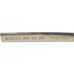 Couteau hélicoïdeaux HW 65 FESTOOL 488503