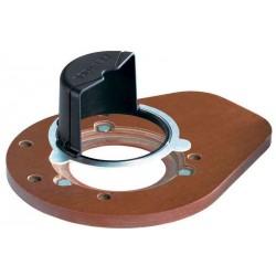 Semelle avec déflecteur de copeaux LAS-OF 1400 FESTOOL 493233
