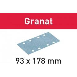 Abrasifs STF 93x178 Granat FESTOOL