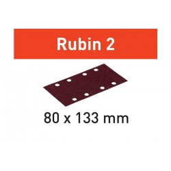 Abrasifs STF 80x133 Rubin 2 FESTOOL