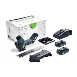 Scie sans fil pour matériaux isolants ISC 240 Li 3.1 EB-Compact FESTOOL 575733