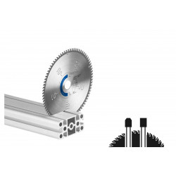 Lame de scie aluminium 254x2,4x30 TF80 A FESTOOL 575978