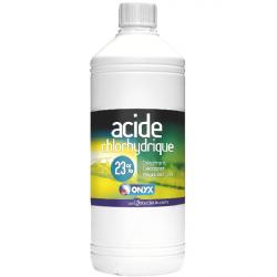 Acide chlorhydrique 23% Bidon 1 L