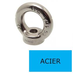 Anneau Femelle Acier M Ø 10