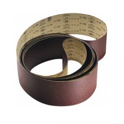 Bande abrasive longue papier 120 x 7100 corindon 1919 siawood+ (Prix à la boîte)