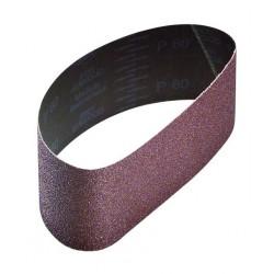 Bande abrasive portative 75 x 610 corindon 2921 siawood x (Prix à la boîte)