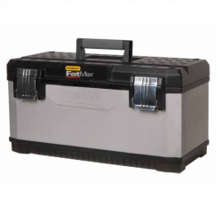 Boîte à outil bi-matière pro STANLEY 662 x 295 x 293 mm