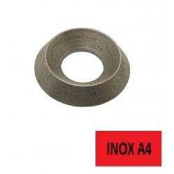 Rondelle cuvette Inox A4 M Ø 12 BTE 50 (Prix à l'unité)