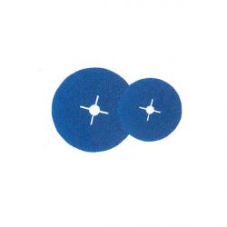 Disque fibre trou central Ø 180 mm zirconium (Prix à la pièce)