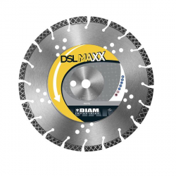Disques diamant Ø 125 DSLMAXX