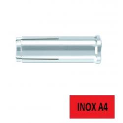 Cheville à frapper Inox A4 EAII Ø 10 x 40 FISCHER BTE 50 (Prix à la boîte)