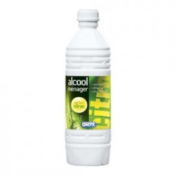 Alcool ménager citron Bidon 1 L