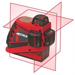 Niveau laser automatique 3D Red METRICA