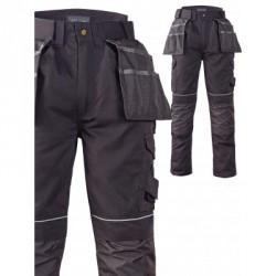Pantalon multitravaux Noir PORTAC