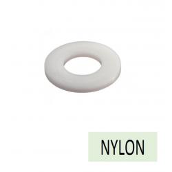 Blister 10 rondelles nylon L4
