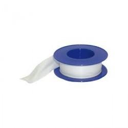 Rouleau de téflon blanc 12 mm x 12 m (Lot de 12)