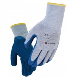 Gant polyester Bleu TAC10BL