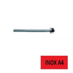 Tige filetée Inox A4 FIS A M 12 x 140 FISCHER BTE 10 (Prix à la boîte)