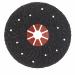 Disque semi-rigide plat carbure silicium Ø 125 Grain 36